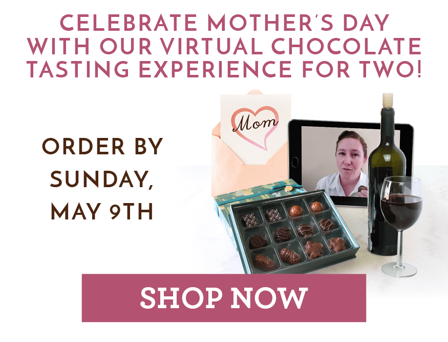 Mother's Day Virtual Chocolate Tasting Experience