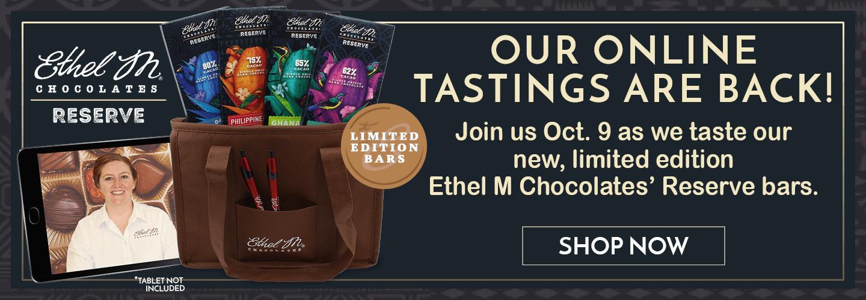 Ethel M Reserve Tasting