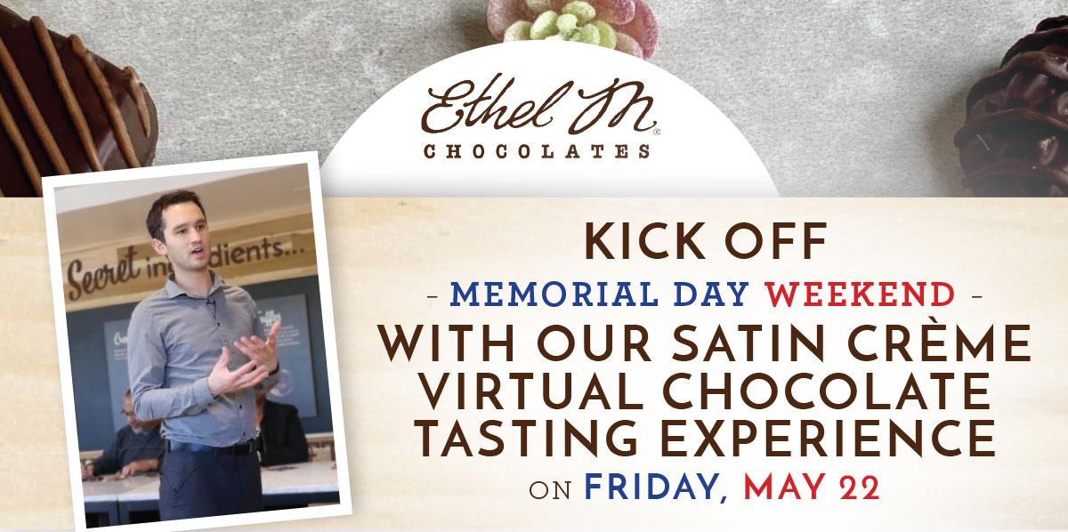 Ethel M Virtual Tasting with Mark Mackey