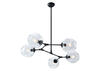 Odin Ceiling Lamp Black