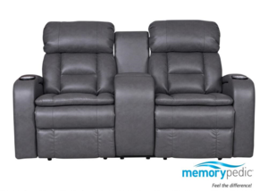 Search Results For Miles Gray Power Loveseat W Power