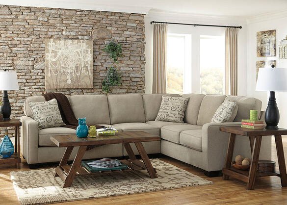 Arthur Quartz 3 Pc. Sectional
