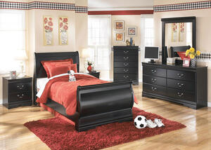 BLAKE 5 PC TWIN BEDROOM