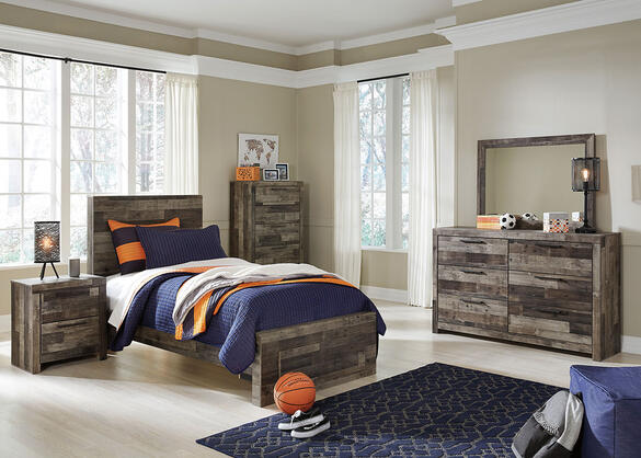 Ethan 8 Pc. Twin Bedroom