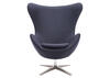 Skien Arm Chair Iron Gray Gray
