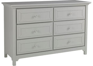 Ti Amo Misty Gray Large Dresser