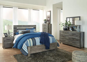 Urbana 8pc Queen Bedroom