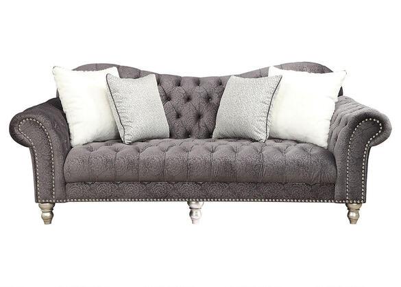 Arabella Gray Sofa The Roomplace