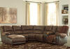 York Coffee 6 Pc. Sectional (Reverse)