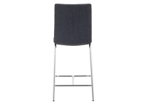 Uppsala Cntr Chair Graphite Silver
