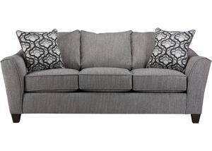 Dante Light Gray Sofa
