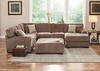 Easton Gray 3 Pc. Sectional w/Chaise