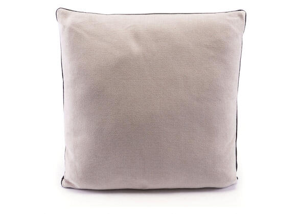 Western Pillow Black