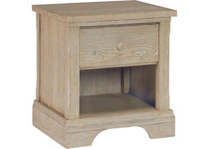 Delfino Nightstand by Cosi Bella