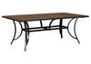 Argos Dining Table Brown