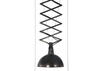 Corus Ceiling Lamp Black