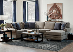 Summerland 3 Pc. Sectional By Scott Living