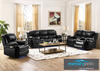 Neptune Black 3 Pc. Living Room