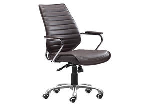 Enterprise Espresso Office Chair