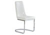 Rossi White Side Chair