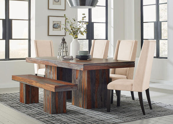 Binghamton Barley 6 Pc. Dining Room by Scott Living