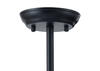 Ranald Ceiling Lamp Black