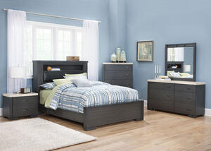 Danada 5pc Queen Bedroom