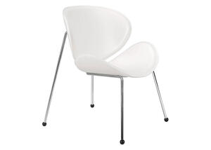 Match Chair White White
