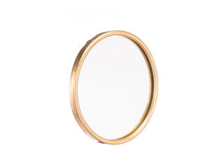 Ogee Mirror Small Yellow