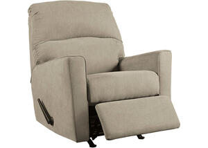 Arthur Quartz Rocker Recliner