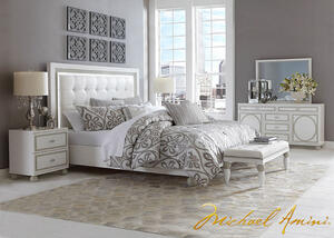 SKY TOWER 7PC QUEEN BEDROOM