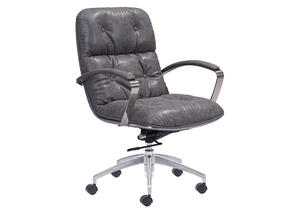 Avenue Gray Office Chair