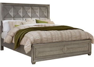 Sterling King Bed