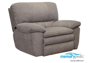 Power Recliner Gray Luke