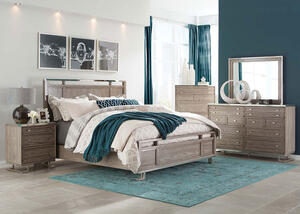 Johnathan 7 Pc. King Bedroom