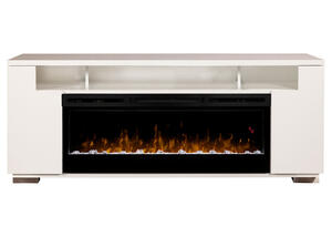 Dimplex Haley Fireplace White