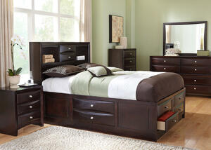 Welden 8 Pc. King Bedroom