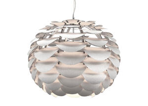 Quantum Ceiling Lamp Gray