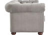 Barrington Gray Velvet Extra Wide Sofa
