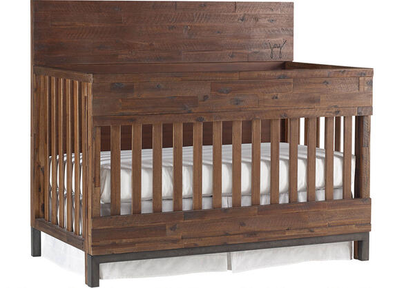 Greystone Convertible Crib By Ed Ellen Degeneres The Roomplace