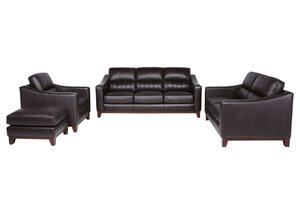 Bryant Brown 3 Pc. Living Room