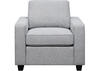 Brownswood Gray Chair by Scott Living