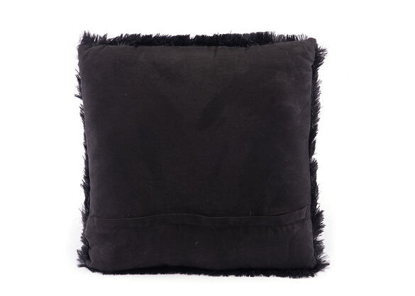 Pineapple Pillow Black