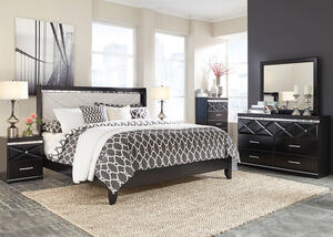 SADIE 8PC KING BEDROOM