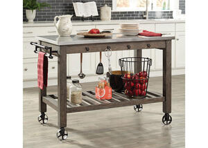 Davenport Kitchen Island by Scott Living
