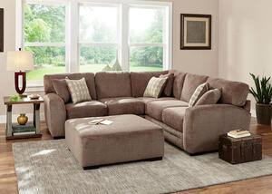 Easton Gray 3 Pc. Sectional