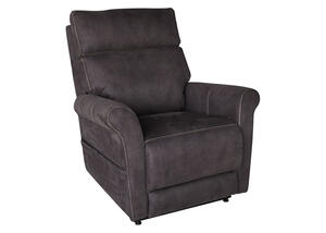 Optimus Pwr Recliner Gunmetal