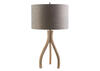 Duxbury Table Lamp Brown