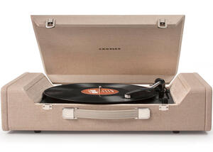Crosley Nomad Brown Turntable