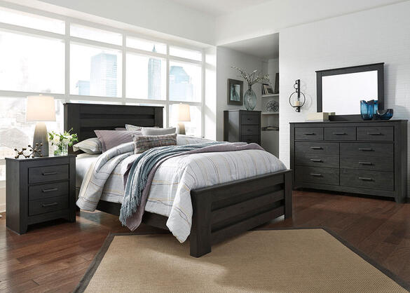 Bryce 8 Pc. Queen Bedroom